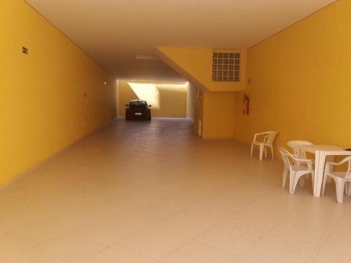 cobertura residencial à venda, vila metalúrgica, santo andré. - co0501