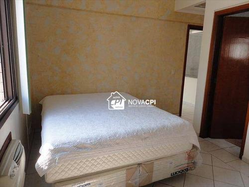 cobertura  residencial à venda, vila mirim, praia grande. - co0042
