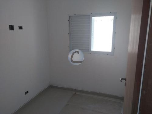 cobertura residencial à venda, vila pires, santo andré. - co0483