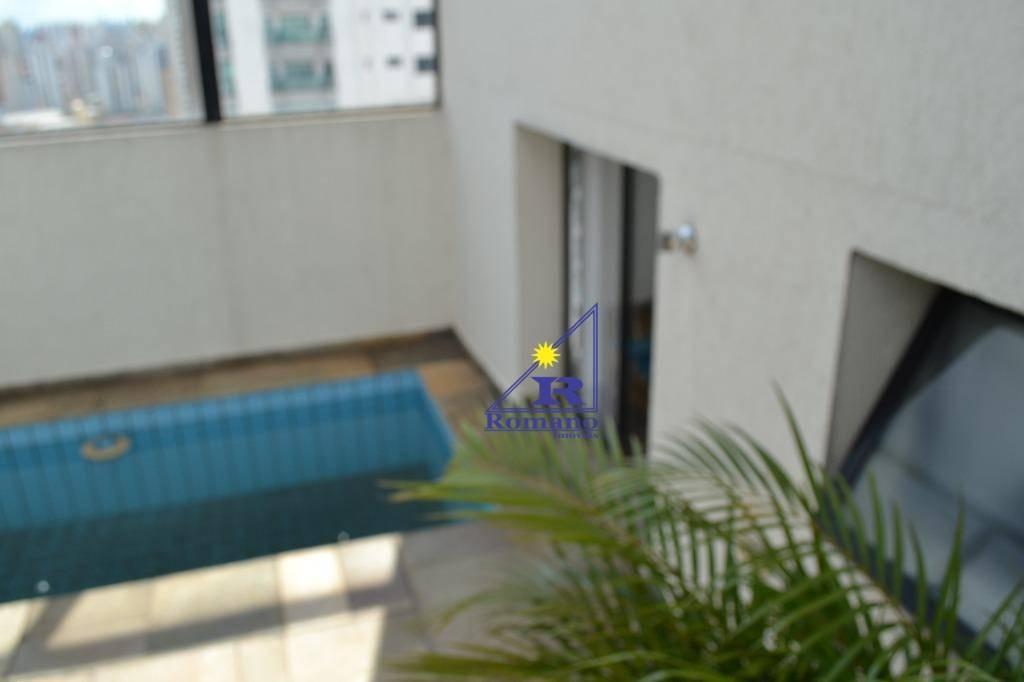cobertura residencial à venda, vila regente feijó, são paulo. - co0060