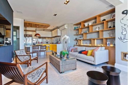 cobertura residencial à venda, vila romana, são paulo. - co0223