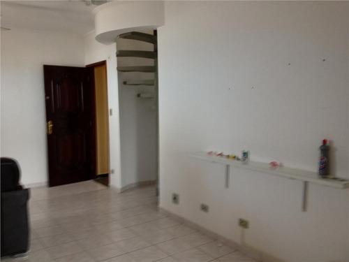 cobertura residencial à venda, vila são paulo, mongaguá. - codigo: co0215 - co0215