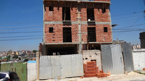 cobertura residencial à venda, vila suíça, santo andré - co0346. - co0346