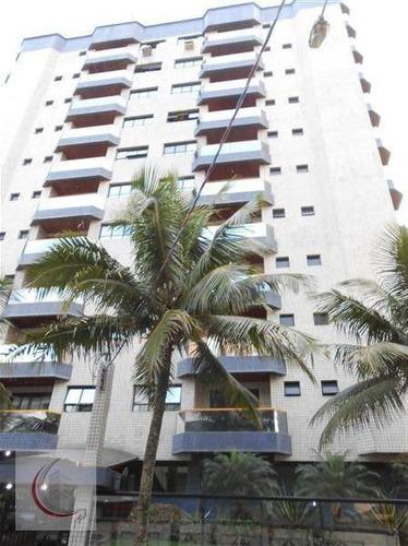 cobertura residencial à venda, vila tupi, praia grande - co0011. - co0011