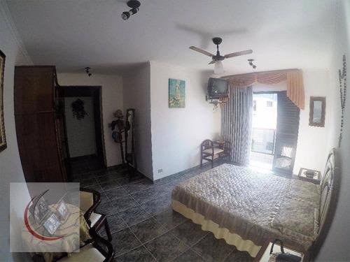cobertura residencial à venda, vila tupi, praia grande. - co0030