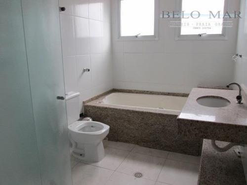 cobertura residencial à venda, vila tupi, praia grande. - codigo: co0010 - co0010