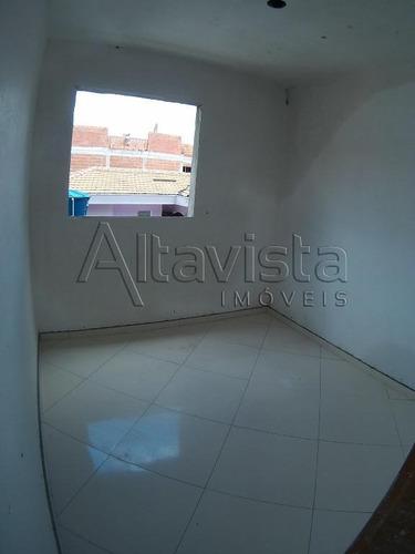 cobertura residencial à venda, vila valparaíso, santo andré - co0408. - co0408