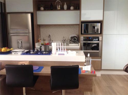 cobertura residencial à venda, vila vera, são paulo - co0106. - co0106
