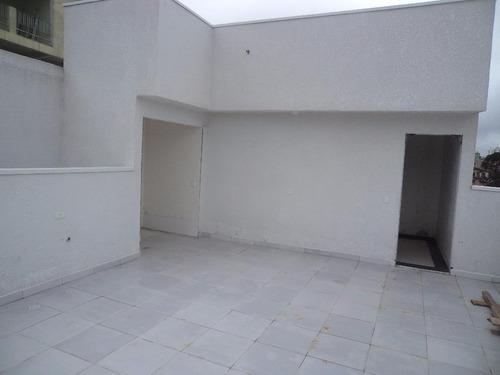 cobertura residencial à venda, vila vitória, santo andré - co0737. - co0737