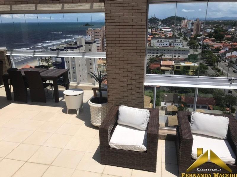 cobertura resort alto padrão - ap00019 - 34583658