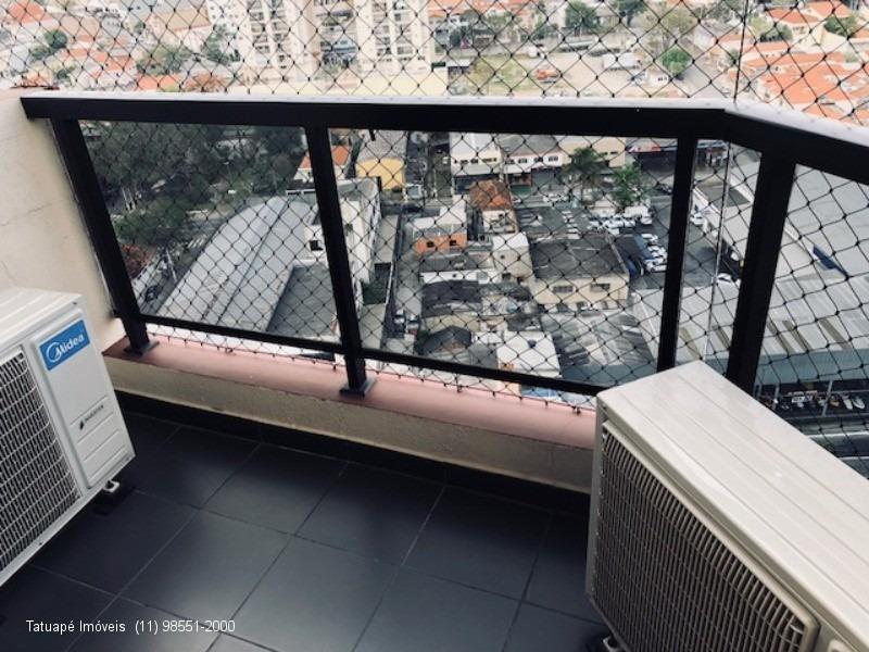 cobertura rua marechal barbacena - 230m²