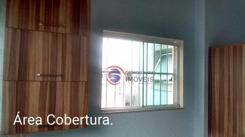cobertura s/condomínio à venda, v. camilópolis, sa - co0752. - co0752