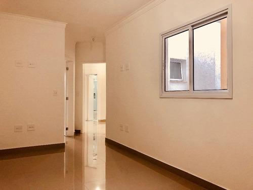 cobertura sem condomínio, 90m², 2 dormitórios, 1 suíte, vila américa - co0084