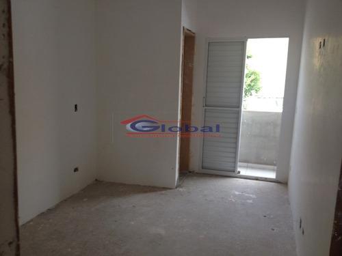 cobertura sem condomínio - bairro assunção - santo andré - gl37536