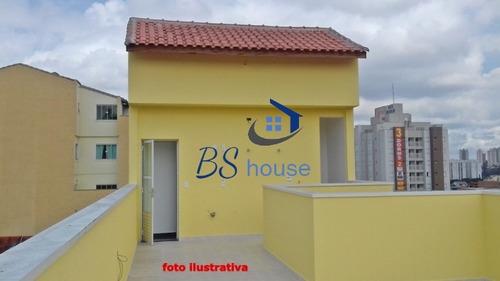 cobertura sem condomínio - escada interna - 3604