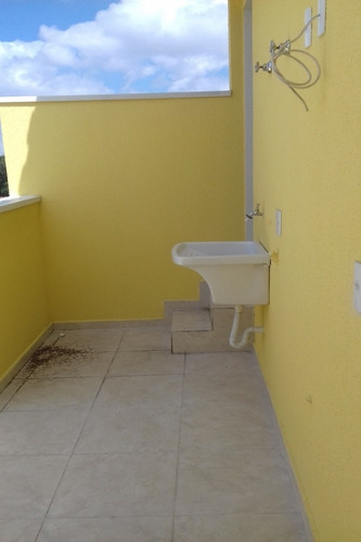 cobertura sem condomínio - escada interna - 3612