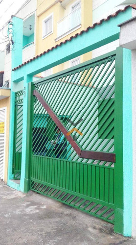 cobertura sem condomínio na vila camilopolis! - co0011