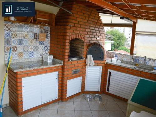 cobertura sem condomínio para venda na vila bastos, santo andré - sp - ap00014 - 32281866