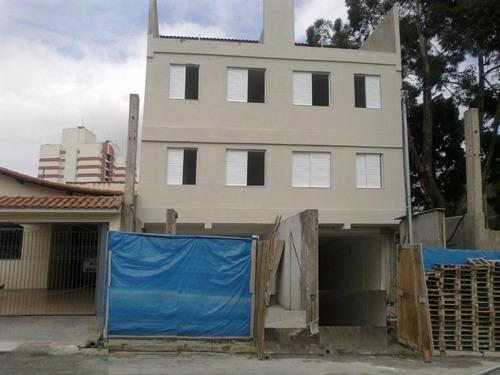 cobertura sem condomínio residencial à venda, jardim pilar, santo andré - co0457. - co0457