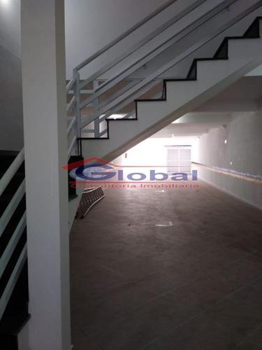 cobertura sem condomínio - v. pires - santo andré - gl38847
