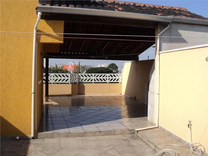 cobertura sem condomínio valparaíso - santo andré - 1234