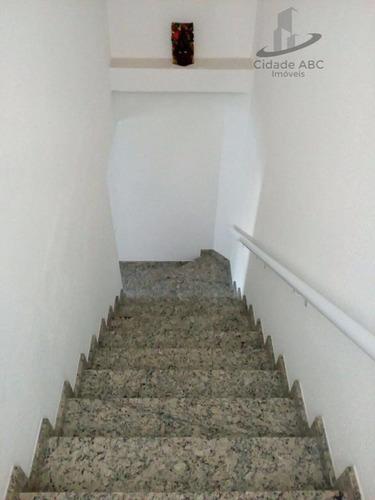 cobertura sem condomínio - vila pires - santo andré. - co0167