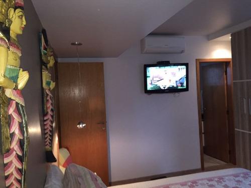 cobertura são caetano 142 m² -reformada  - 1235