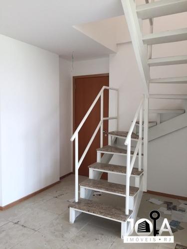 cobertura sublime 3 quartos - recreio - 157