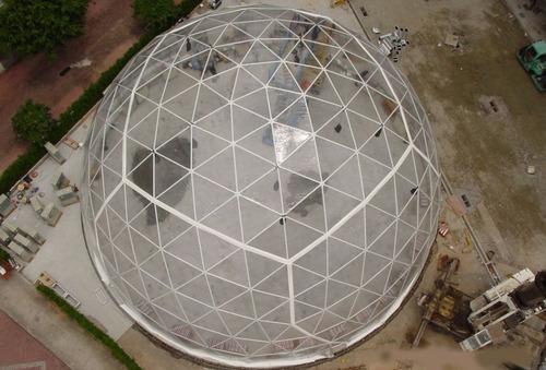 cobertura tenda formato cúpula boate, festa, corporativo,etc