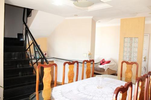 cobertura top house de 3 quartos no bairro sagrada família - 2727