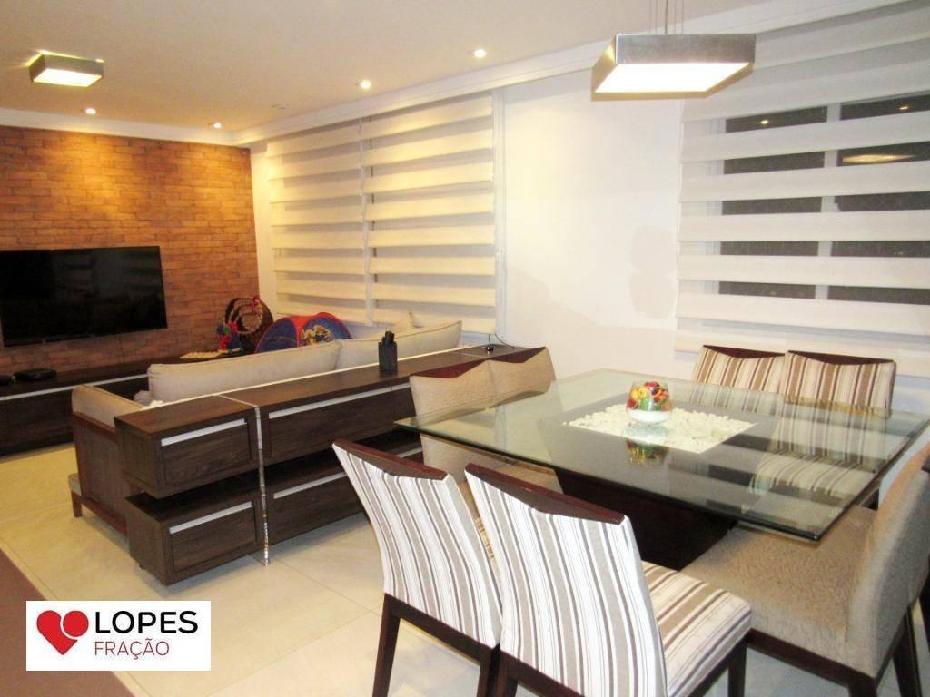 cobertura à venda, 188 m² por r$ 1.370.000,00 - mooca - são paulo/sp - co0047