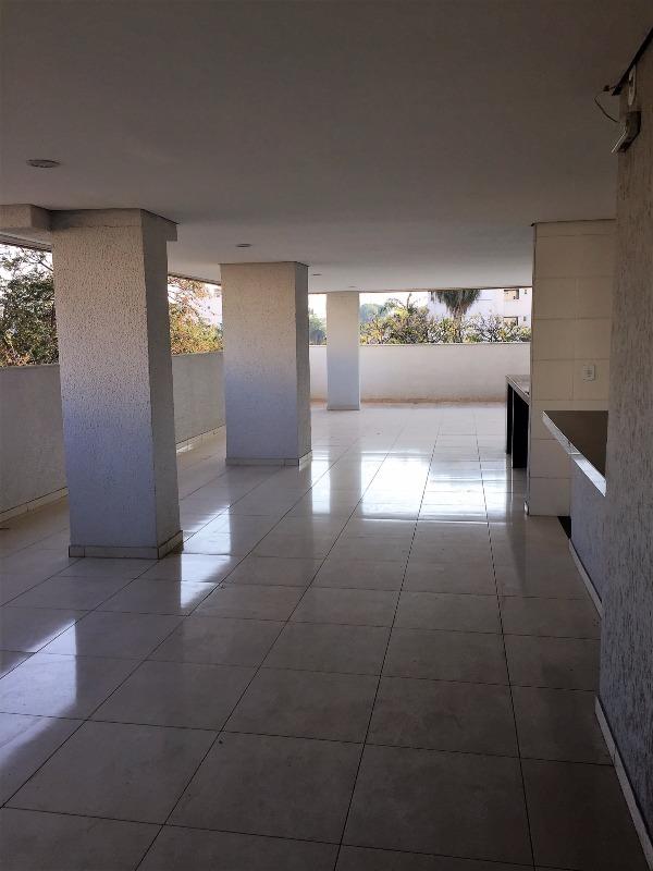 cobertura à venda, 2 quartos, 2 vagas, castelo - belo horizonte/mg - 8255