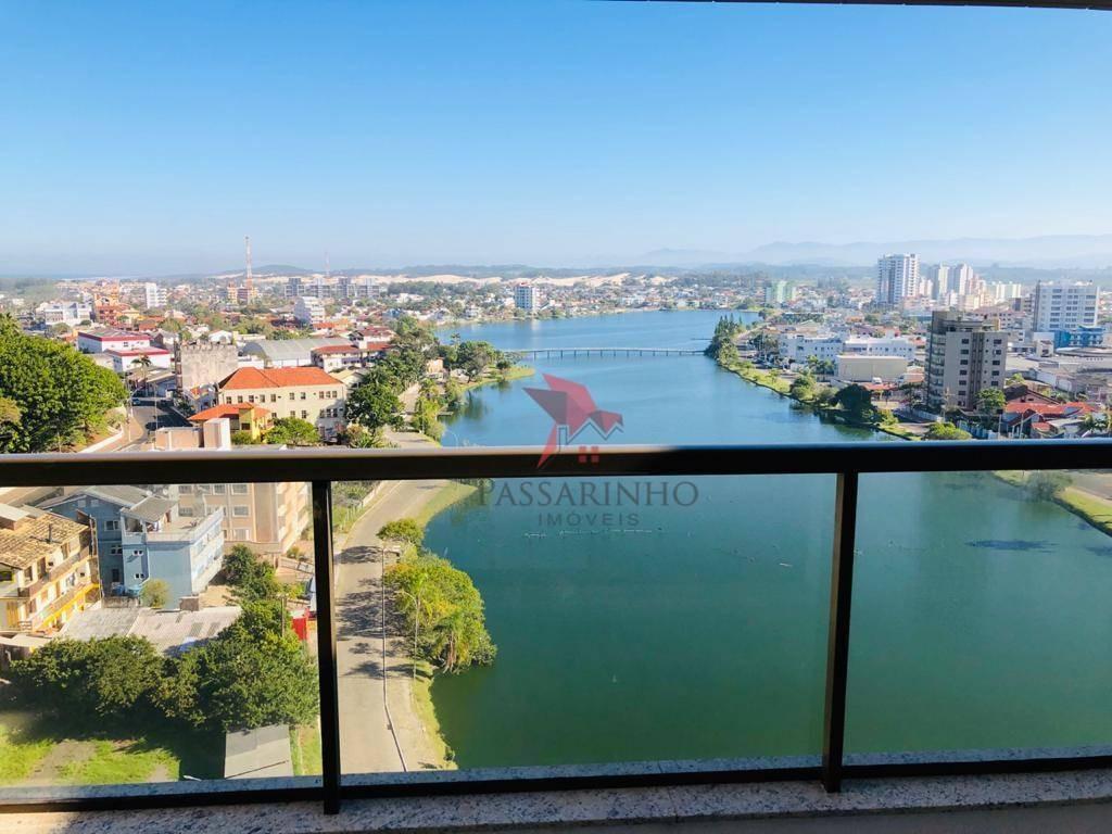 cobertura à venda, 236 m² por r$ 2.390.000,00 - centro - torres/rs - co0187