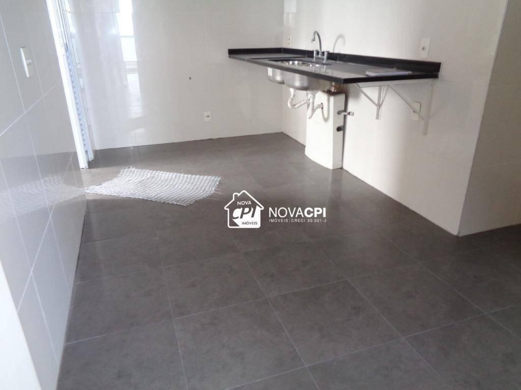 cobertura à venda, 277 m² por r$ 1.900.000,00 - josé menino - santos/sp - co0166