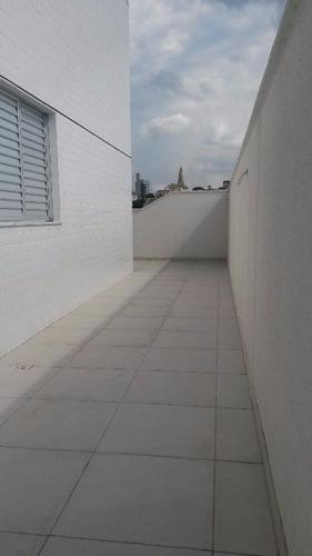 cobertura à venda, 3 quarto(s), belo horizonte/mg - 4165