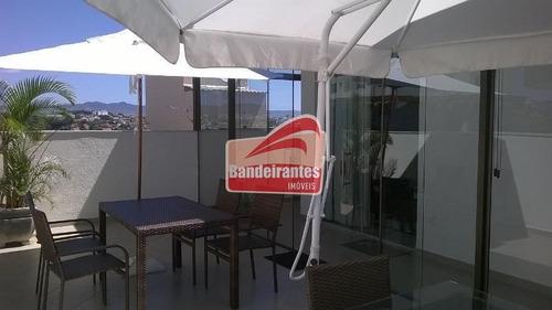 cobertura à venda, 3 quartos, manacás - belo horizonte/mg - 1420