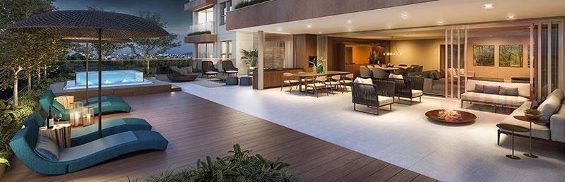 cobertura à venda, 377 m² por r$ 7.686.000,00 - alto de pinheiros - são paulo/sp - co1109