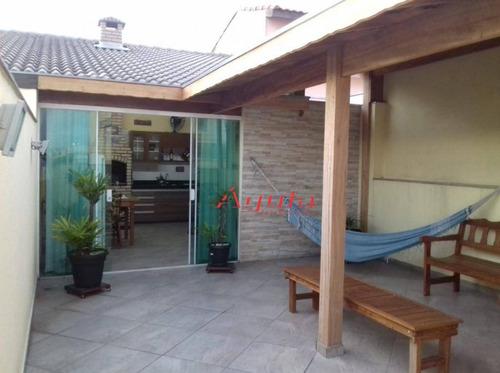 cobertura à venda, 50 m² por r$ 420.000,00 - vila camilópolis - santo andré/sp - co0593