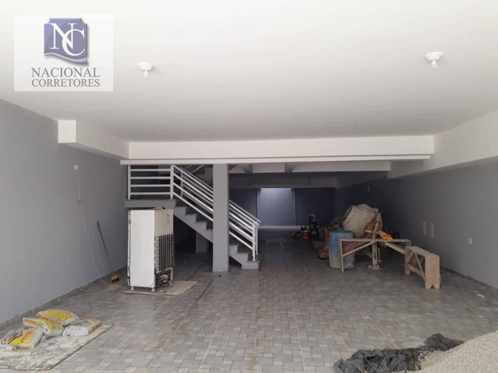 cobertura à venda, 76 m² por r$ 240.000,00 - parque das nações - santo andré/sp - co3056