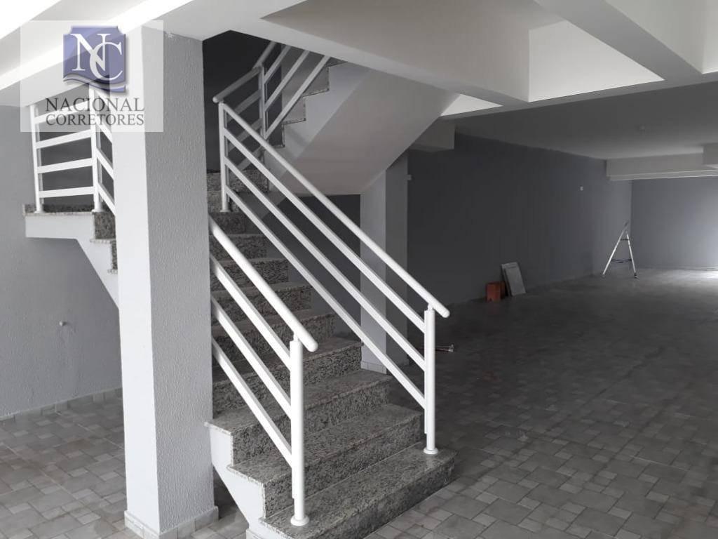 cobertura à venda, 76 m² por r$ 260.000,00 - parque das nações - santo andré/sp - co3056