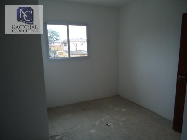 cobertura à venda, 80 m² por r$ 225.000,00 - jardim ana maria - santo andré/sp - co2188