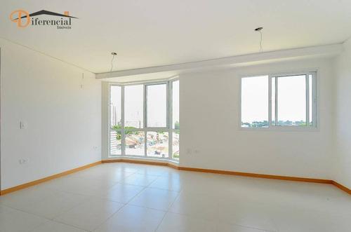 cobertura à venda, 89 m² por r$ 594.471,95 - cidade industrial - curitiba/pr - co0158