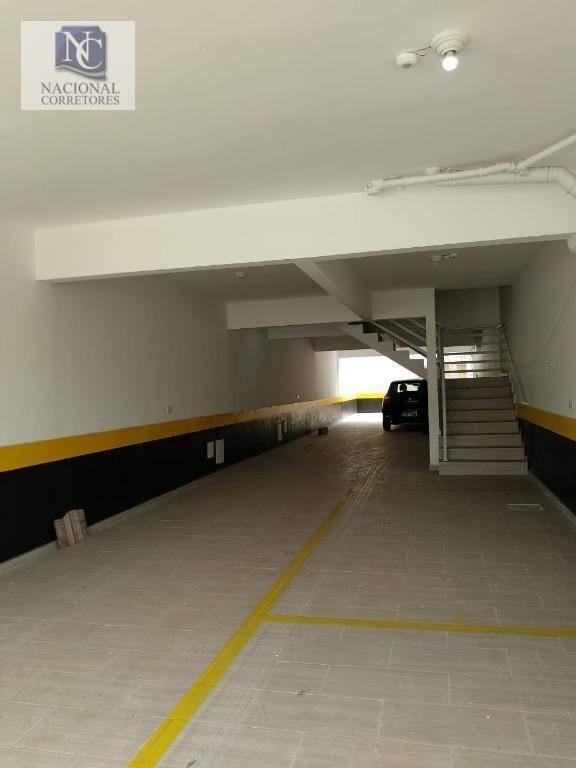 cobertura à venda, 90 m² por r$ 260.000,00 - jardim santo alberto - santo andré/sp - co4528