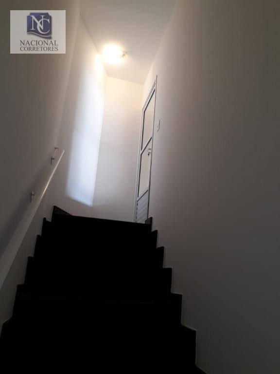 cobertura à venda, 96 m² por r$ 275.000,00 - parque oratório - santo andré/sp - co1942