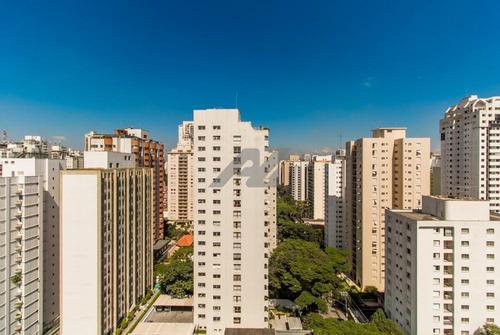 cobertura à venda em brooklin paulista - co004168