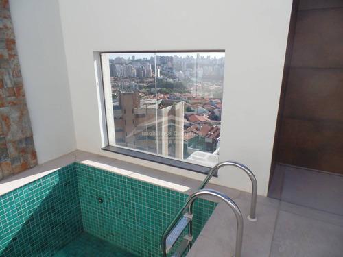 cobertura à venda em jardim guarani - co001865