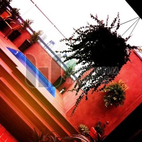 cobertura - vila gertrudes - ref: 51933 - v-wi38236