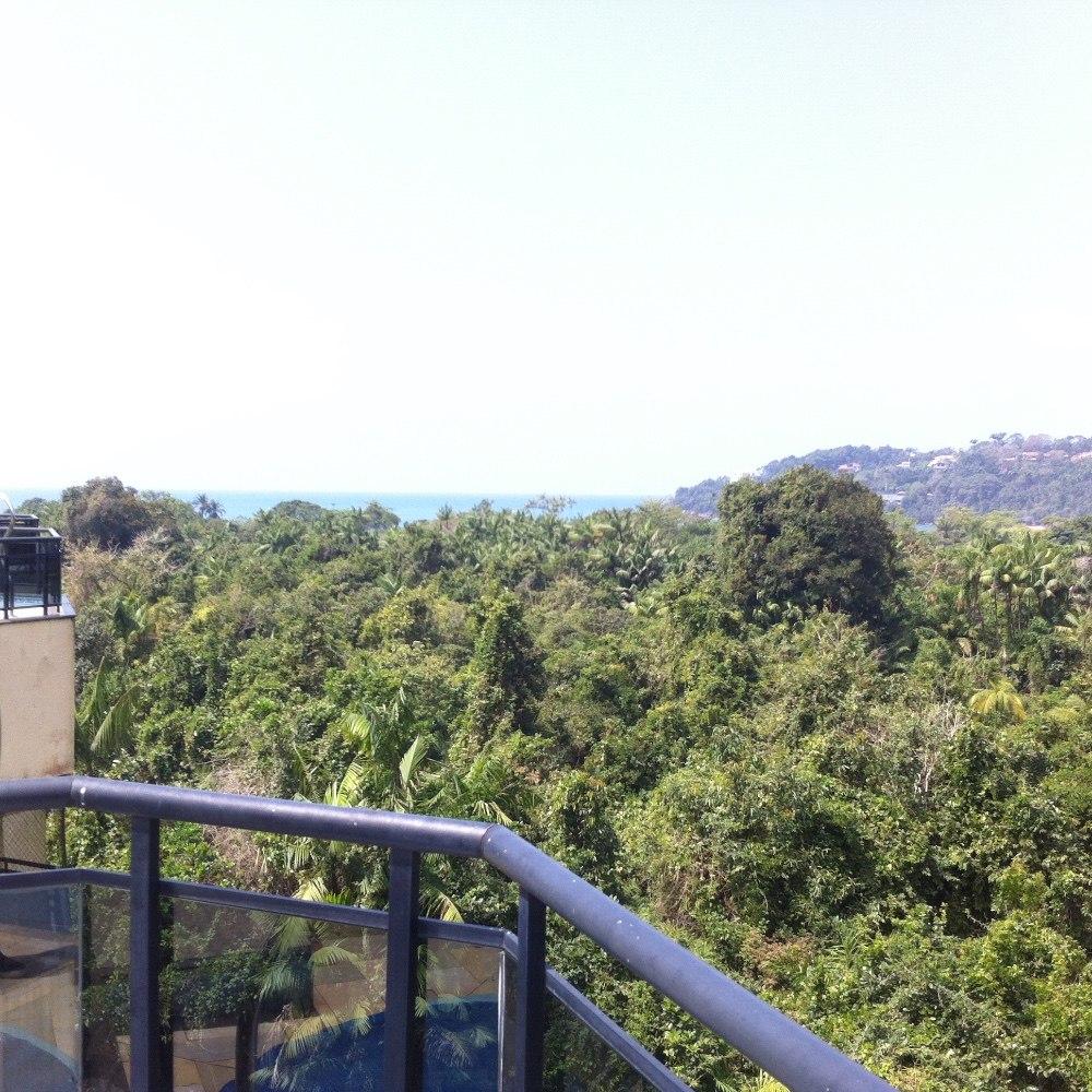 cobertura vista para o mar ubatuba (159m2) -  $550mil