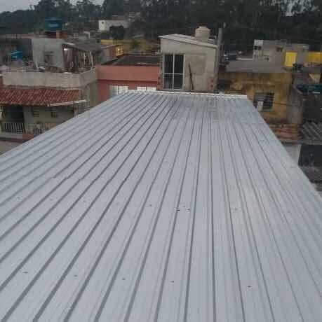 coberturas com telha galvanizada e sanduíche