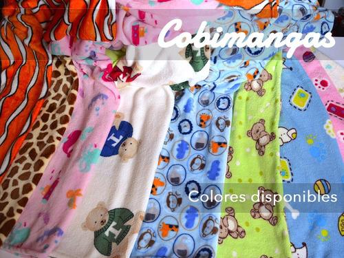 cobimangas: cobija con mangas diseños geniales envío gratis